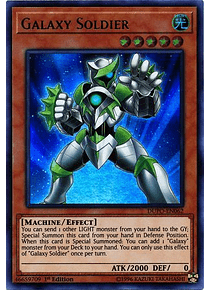 Galaxy Soldier - DUPO-EN062 - Ultra Rare