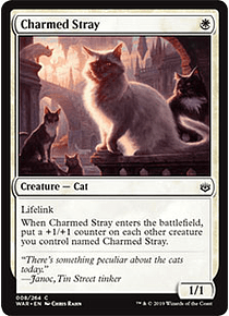 Charmed Stray - WAR - C