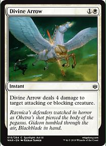 Divine Arrow - WAR - C
