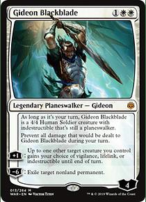 Gideon Blackblade - WAR - M
