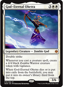 God-Eternal Oketra - WAR - M