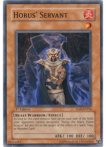 Horus' Servant - SOD-EN016 - Common
