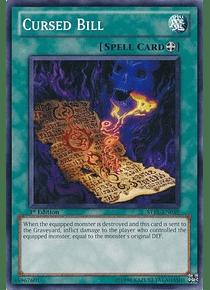 Cursed Bill - STBL-EN059 - Common