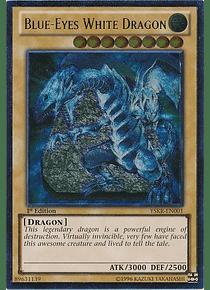 Blue-Eyes White Dragon - YSKR-EN001 - Ultimate Rare