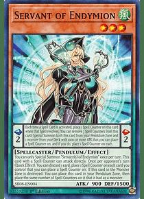 Servant of Endymion - SR08-EN004 - Common
