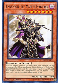 Endymion, the Master Magician - SR08-EN005 - Common (español)