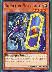 Defender, the Magical Knight - SR08-EN007 - Common