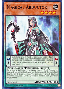 Magical Abductor - SR08-EN012 - Common