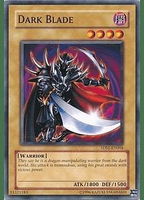 Dark Blade - 5DS1-EN004 - Common