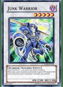 Junk Warrior - 5DS2-EN042 - Common