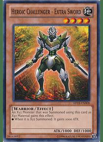 Heroic Challenger - Extra Sword - ABYR-EN008 - Common (jugada)