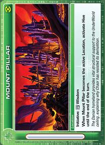 Mount Pillar - Rare