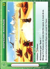 Mipedian mirage - Rare - Foil