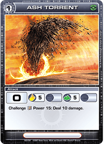 Ash Torrent - Uncommon