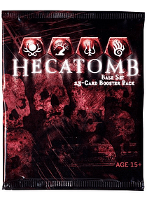 Hecatomb - Base Set - Sobre