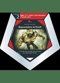 Razorwire Artist - U
