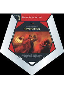Hatcheteer - C