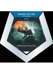 Sermon of Lies - R