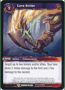 Lava Strike - 53/240 - Uncommon
