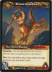 Bronze Guardian - 164/220 - Common