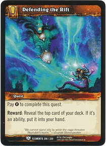 Defending the Rift - 206/220 - Common