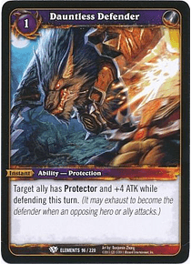 Dauntless Defender - 96/220 - Common