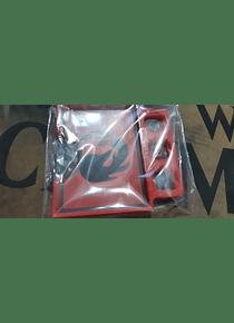 Porta Commander PVC MTG  - Rojo