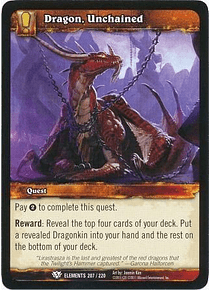 Dragon, Unchained - 207/220 - Common