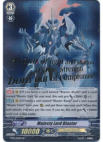 Majesty Lord Blaster - FC02/S01EN - Stamped Special Parallel (SP)