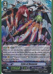Echo of Nemesis - FC02/019EN - Triple Rare (RRR)