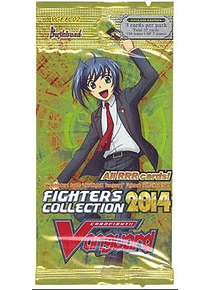 Fighter's Collection 2014 Pack