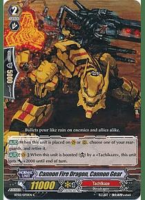 Cannon Fire Dragon, Cannon Gear - BT02/070EN - Common (C)