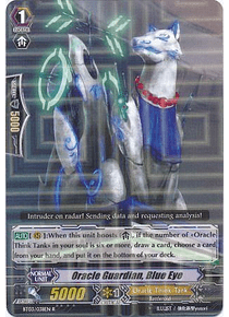 Oracle Guardian, Blue Eye - BT03/038EN - Rare (R)
