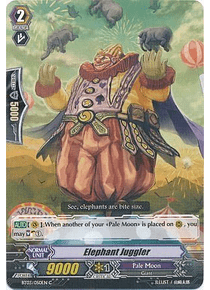 Elephant Juggler - BT03/050EN - Common (C)