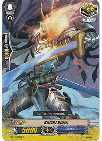 Knight Spirit - BT02/052EN - Common (C)