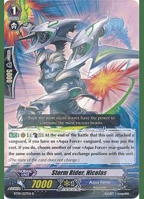 Storm Rider, Nicolas - BT09/027EN - Rare (R)