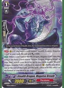 Stealth Dragon, Magatsu Breath - BT09/048EN - Common (C)