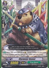 Sharpener Beaver - BT09/089EN - Common (C)