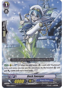 Deck Sweeper - BT09/058EN - Common (C)