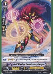 Evil Slaying Swordman, Haugan - TD05/009EN