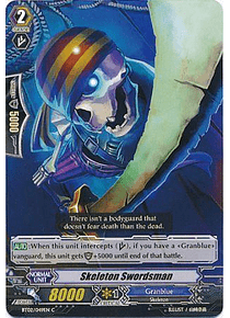Skeleton Swordsman - BT02/049EN - Common (C)