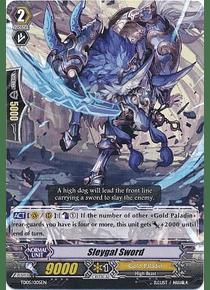 Sleygal Sword - TD05/005EN