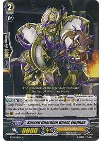 Sacred Guardian Beast, Elephas - BT06/081EN - Common (C)