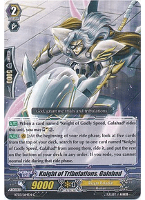 Knight of Tribulations, Galahad - BT03/064EN - Common (C)