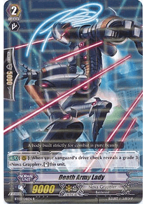 Death Army Lady - BT03/041EN - Rare (R)