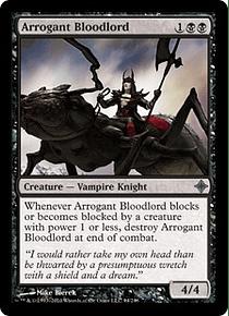 Arrogant Bloodlord - ROE - U