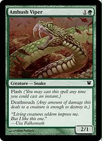 Ambush Viper - INS - C