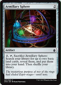 Armillary Sphere - CMA - C