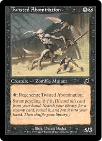 Twisted Abomination - SCG - C
