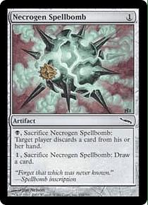 Necrogen Spellbomb - MRD - C